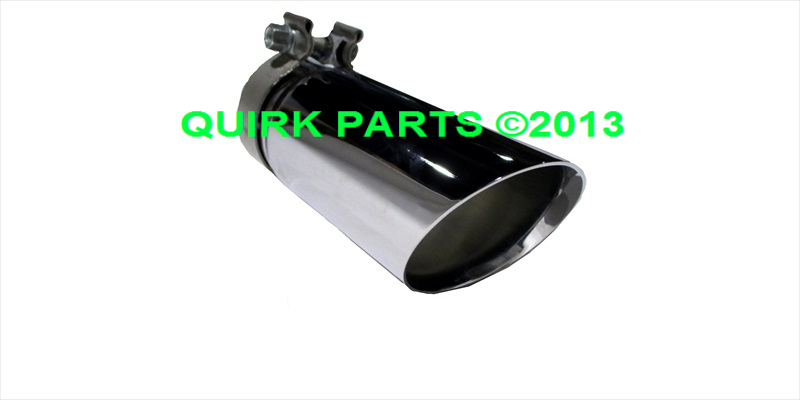 2009-2013 Nissan Titan Exhaust Tip BRAND NEW OEM Part # 999M6-WU00G