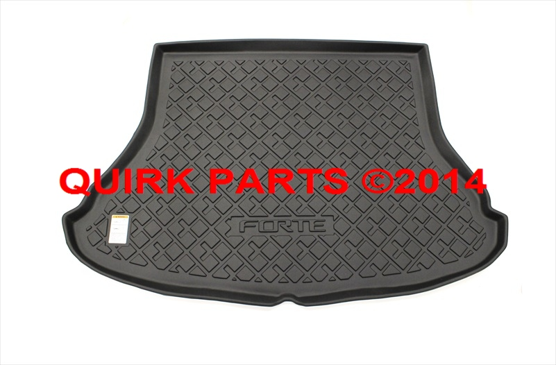 2014 Kia Forte Koup All Weather Cargo Tray Genuine OEM BRAND NEW A7012-ADU20