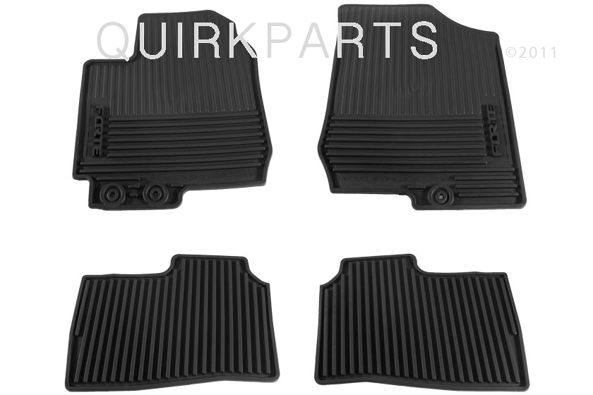 2010 2011 2012 KIA forte forte5 Floor Mats-All Weather OEM