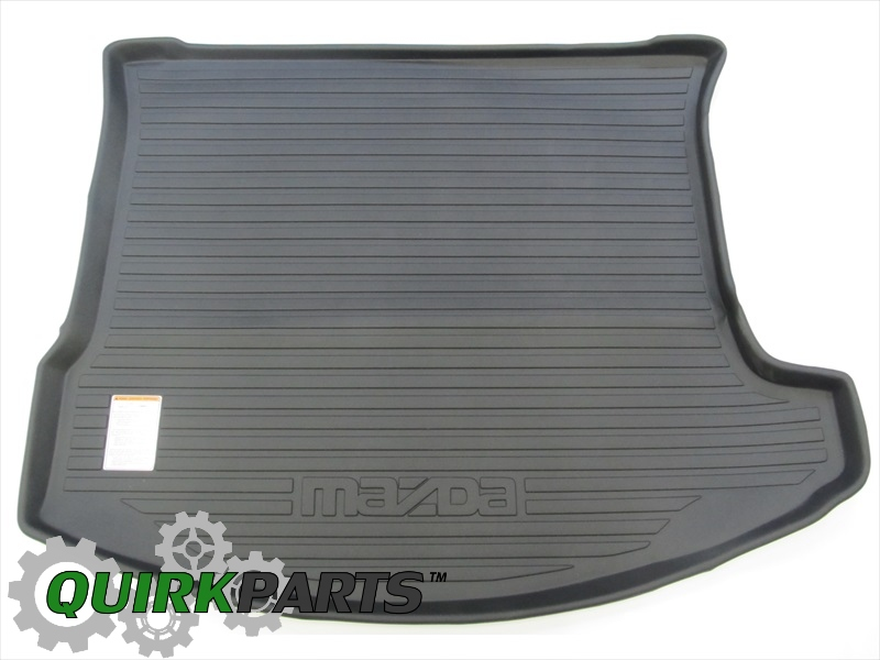 2010-2013 Mazda3 Trunk Cargo Tray OEM BRAND NEW Genuine