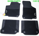 1998-2010 VW Volkswagen New Beetle Monster Floor Mats Set of 4 GENUINE OEM NEW