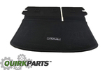 Cargo Mat, Carpeted W/ Seat Back Protection