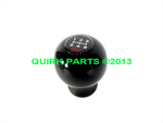 2008-2013 Subaru Impreza STi Duracon Shift Knob OEM NEW Genuine C1010FG310