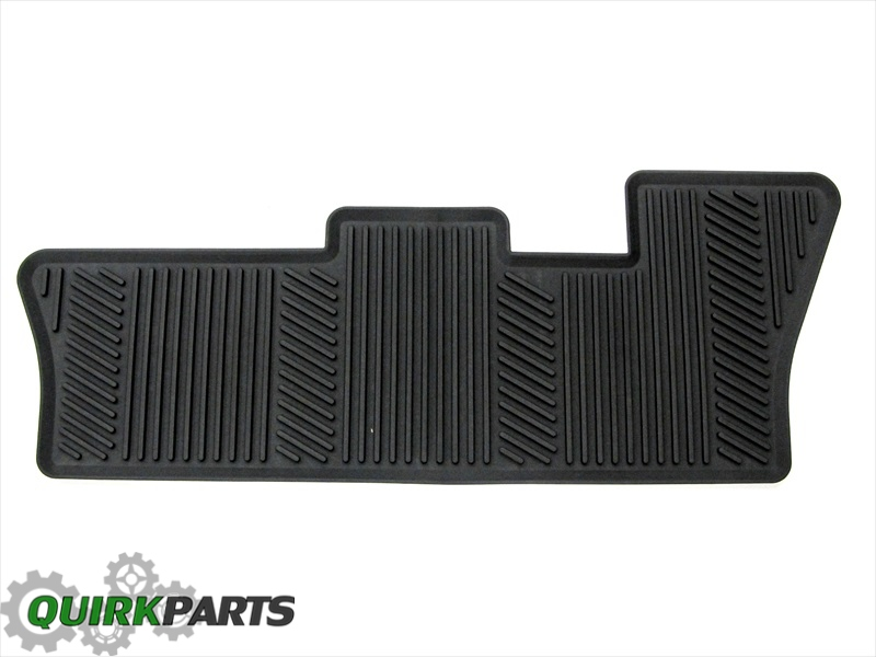 Floor Mats - All-Weather - 3RD Row