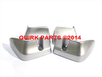 2008-2011 Subaru Impreza 4-D Splash Guard Mud Flap Spark Silver Metallic OEM NEW