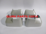 2012-2014 Subaru Impreza 4-D Splash Guard Mud Flap Set Satin White Pearl OEM NEW