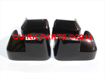 2012-2014 Subaru Impreza 5-D Splash Guard Mud Flap Set Deep Cherry Pearl OEM NEW