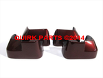 2012-2014 Subaru Impreza 5-D Splash Guard Mud Flap Venitian Red Pearl OEM NEW