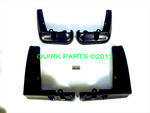 2010-2013 Subaru Legacy Splash Guard Mud Flap Set of 4 OEM NEW