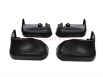 2010-2014 Subaru Outback Front and Rear Splash Guard / Mud Flap Set OEM NEW