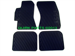 2005-2009 Subaru Outback All Weather Floor Mats Black Rubber OEM NEW