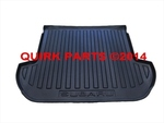 2010-2014 Subaru Outback Rear Cargo Tray / Mat Liner Black Genuine OEM NEW