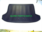 2013-2015 Subaru BRZ Rear Trunk Black Cargo Tray Mat Liner OEM NEW Genuine