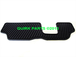 2006-2014 Subaru Tribeca 3rd Row All Weather Rubber Floor Mat OEM NEW Genuine