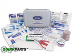 Ford Vehicle Car Travel Compact Emergency First Aid Kit Case OEM VFL3Z-19F515-C