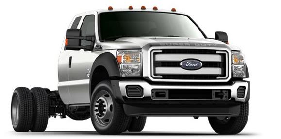OEM Ford F-550 Parts Online