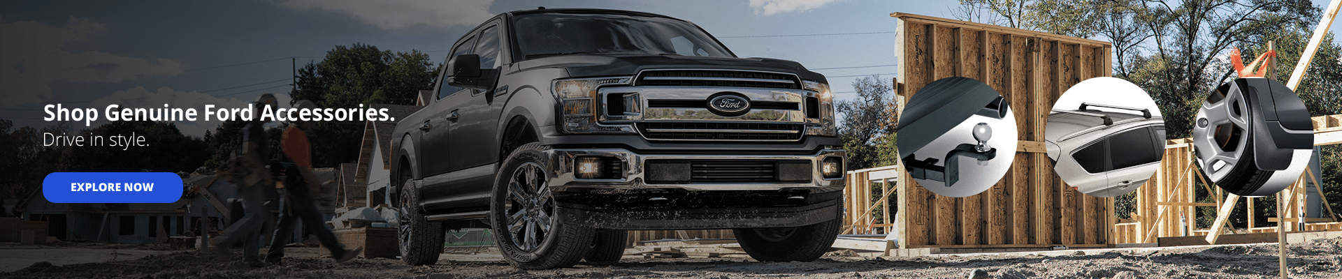 OEM Ford Accessories