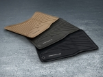 Rubber Floor Mat -  PANAMERA Executive