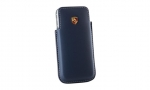 iPhone Cover, Yachting Blue Metallic