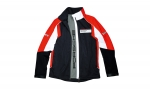 Motor Sports Collection, Softshell Jacket, Unisex, black/white/red