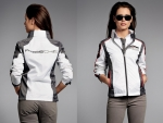 Motor Sports Collection, Jacket, Women, black/white/red