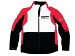 Motor Sports Collection, Jacket, Men, black/white/red