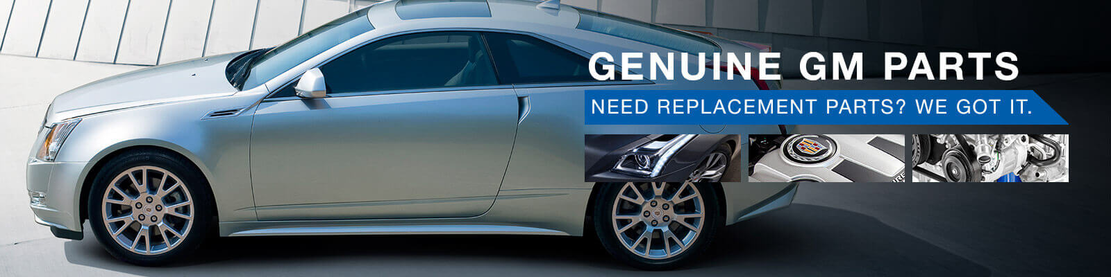 Genuine GM parts