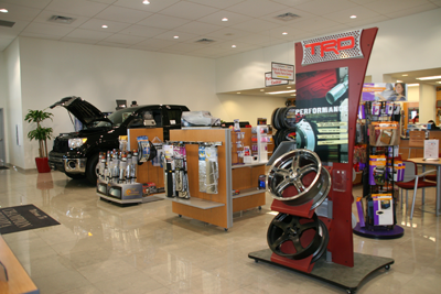 Toyota Parts - Accessories by AutoNation Toyota Scion Gulf Freeway