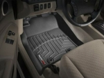 Camry WeatherTech Floor Liners 2012 & Up Model Tan Front & Rear Set