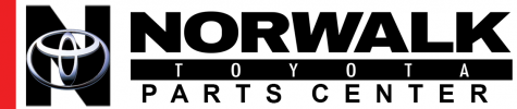 Norwalk Toyota OEM Parts Giant Logo