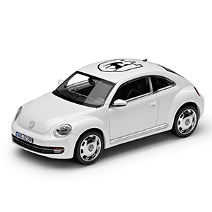 1:43 Beetle Coat of Arms Model