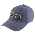 Chambray Patch Cap
