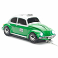 Beetle Optical Mouse-Taxi Green
