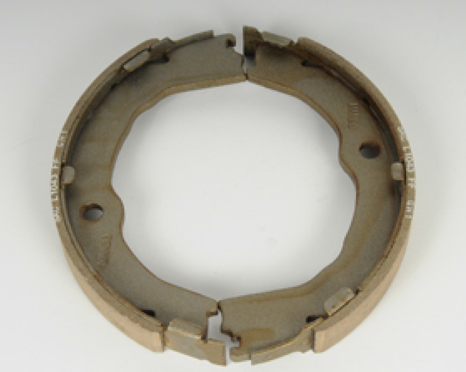 Park Brake Shoes (Requires to Order a Quantity of 1 Per Location Needed)