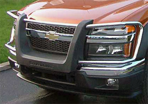 Grille/Brush Guard