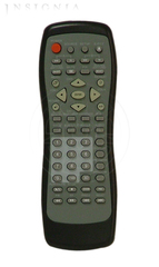 DVD Entertainment Remote Control