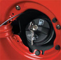 Gas Cap, Lockable