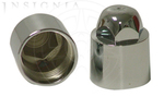 Lug Nut Cap - Chrome
