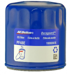 PF48E Oil Filter Replaced by Part Number 12690386