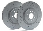 Chevy Front Rotors