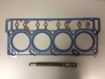 Late '06-up head gasket kit, -contains two gaskets and stand pipes