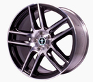 "GLOSS BLACK 2012 MUST 9"" FRONT"