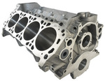 302 PUSHROD BOSS CYLINDER BLOCK