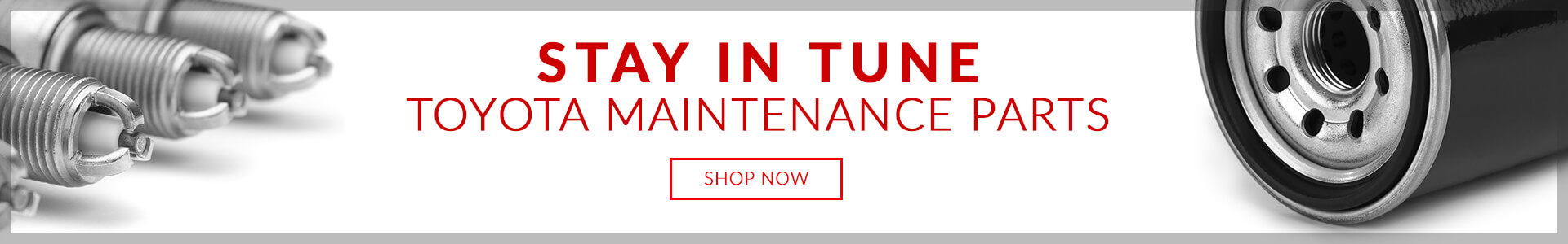 Toyota Mainetance Parts