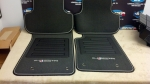 Premium Carpet Floor Mats (Front & Rear)