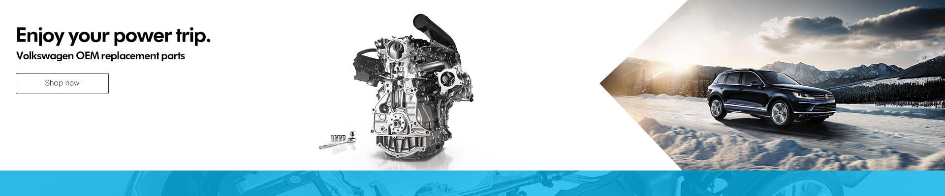 Volkswagen OEM replacement parts