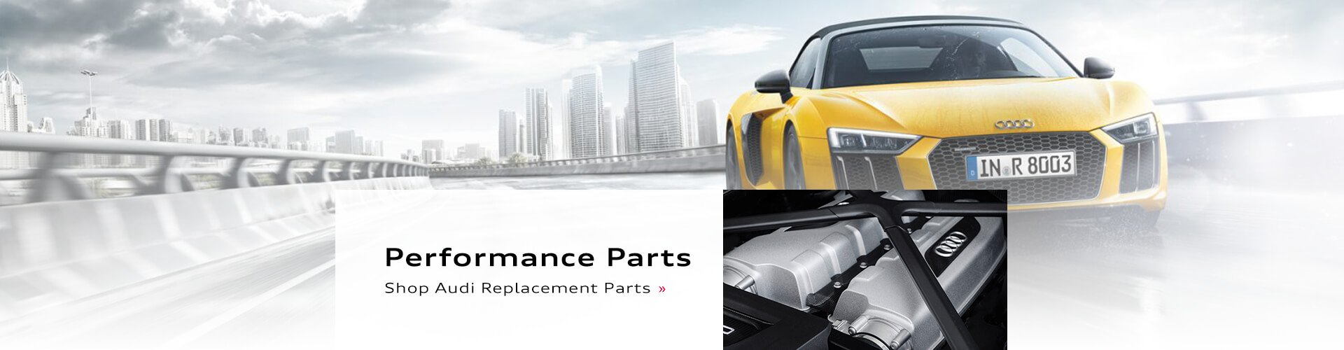 Audi Genuine Performance Parts