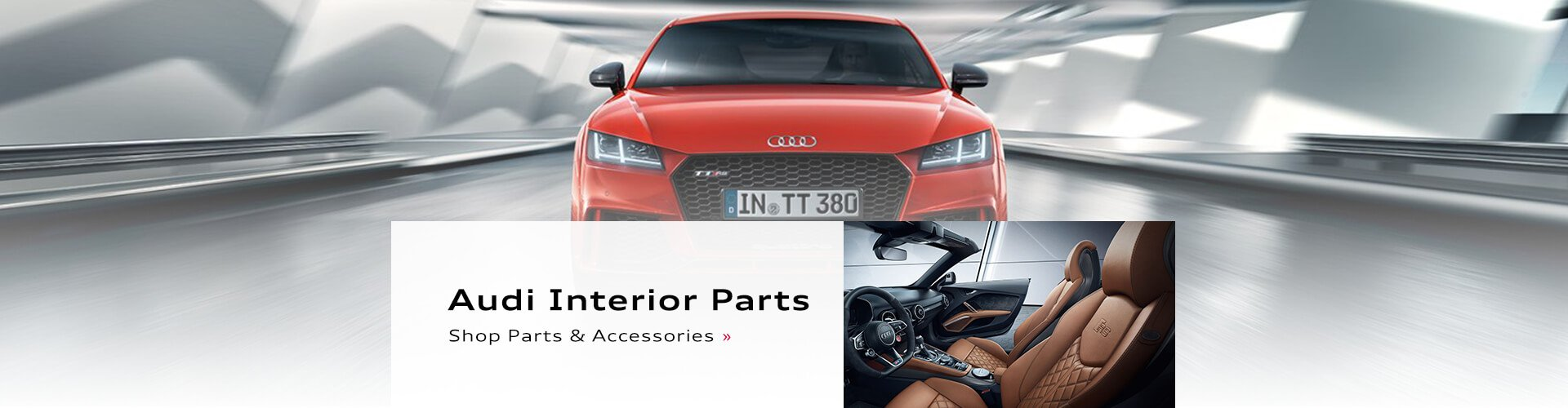 Genuine Audi Interior Parts