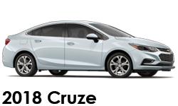 Shop 2018 Chevy Cruze Accessories
