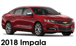 Shop 2018 Chevy Impala Accessories Online